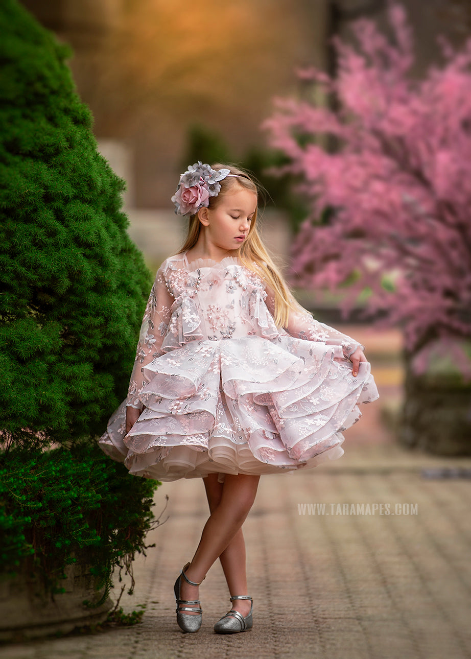 Scent of Spring Dress