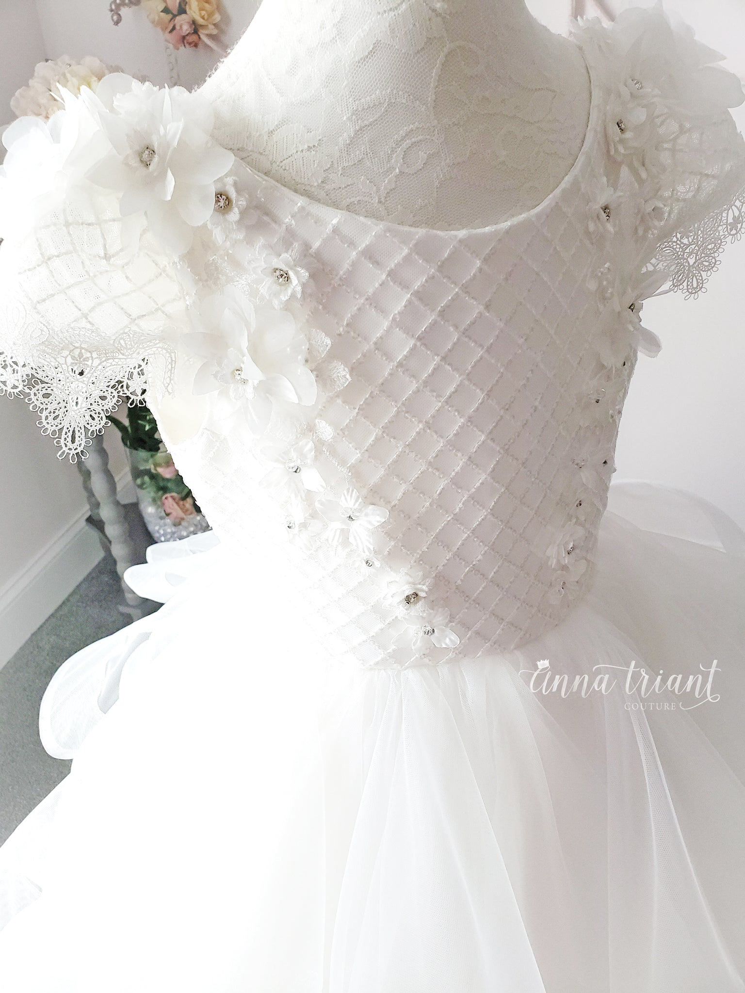 White Haven Gown