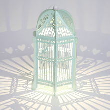 Load image into Gallery viewer, Birdcage Wedding Lantern