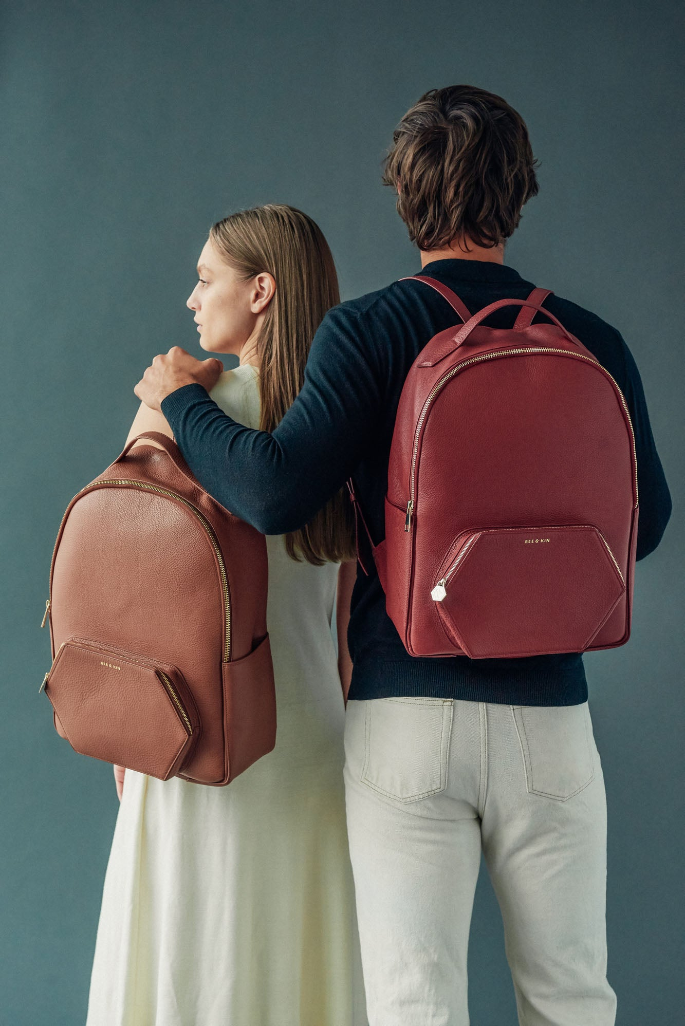 The Nomad Backpack / Sangria