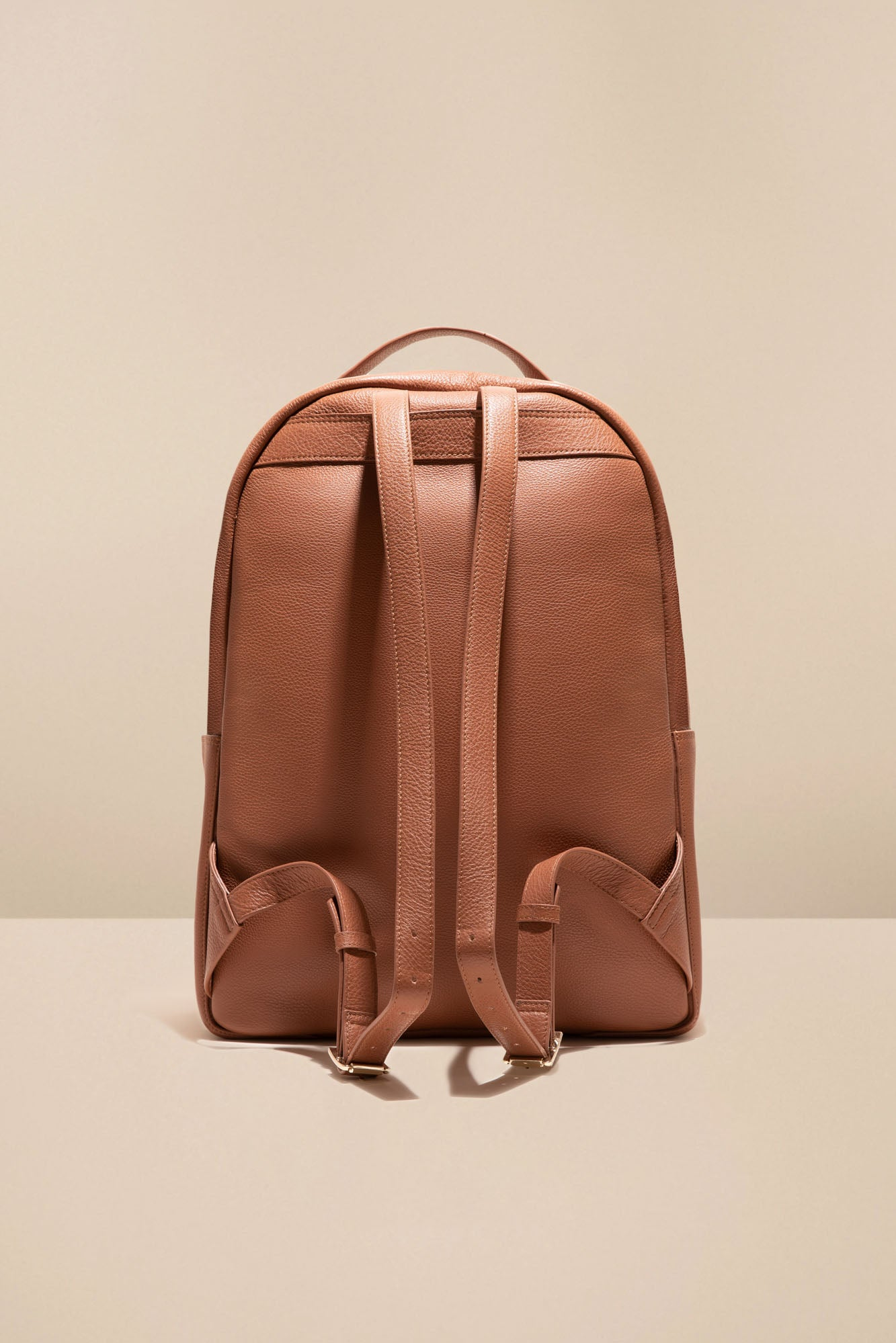 The Nomad Backpack / Coffee
