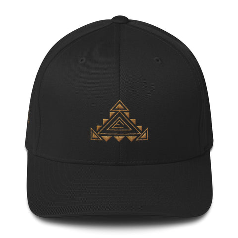 Egyptian Collections Structured Twill Cap - Egyptian Collections