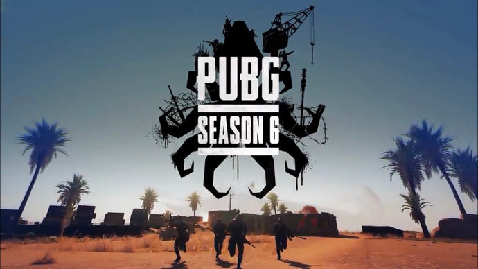 PUBG Season 6 Patch Releases on PC