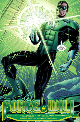 Green Lantern Rebirth: DC Comics