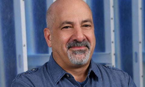 Image of Dan DiDio from DC Comics - Animated Apparel Company