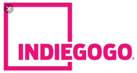 Indiegogo Logo: How crowdfunding can be used to fund your comic book dreams.