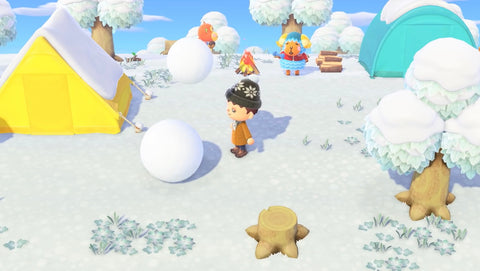 Image of Gamplay from Animal Crossing: New Horizons - Animated Apparel Company