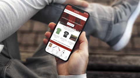 Animated Apparel Company Android and Apple Apps