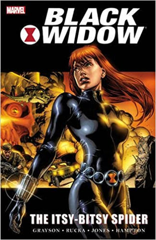 Black Widow: Itsy Bitsy Spider Comic Book
