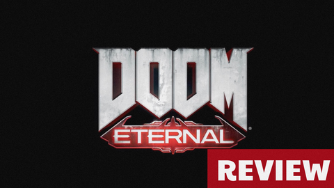 Image of the DOOM Eternal logo - Animated Apparel Company