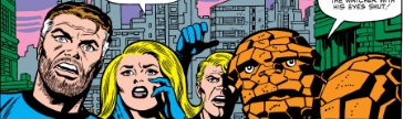 Marvel Comics - Fantastic Four - Have they should be brought into the MCU - Animated Apparel Company