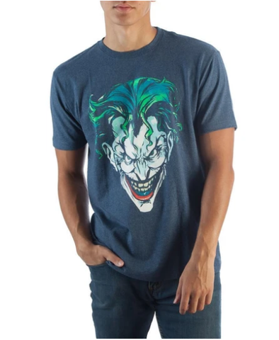 Joker Face Men's T-shirt I Animated Apparel Company