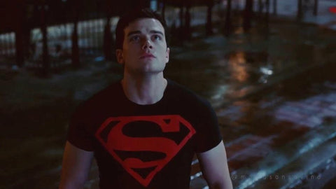 Image of Superboy from the Titans DC Universe TV show
