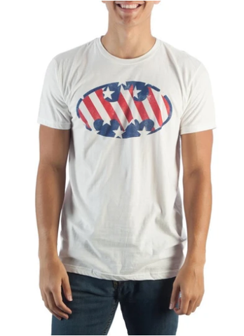 Batman Americana t-shirt - Animated Apparel Company