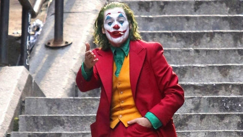 Image of Joaquin Phoenix's Joker Performance
