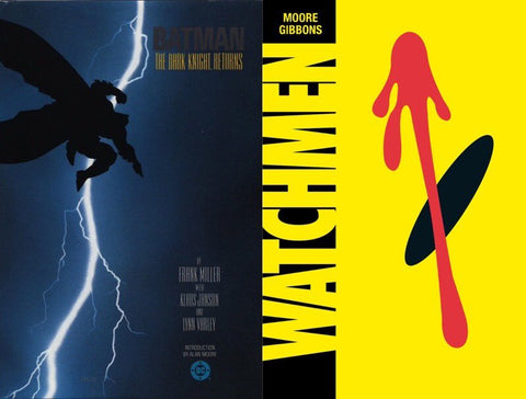 image of the Watchmen comic