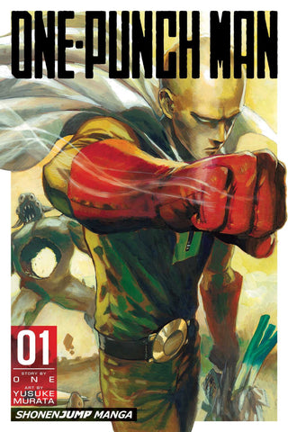 One Punch Man Volume One