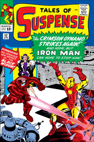 Tales of Suspense Issue 52