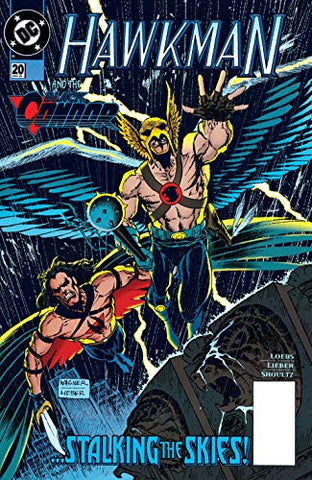 Comic book panel of Hawkman by William Messner-Loeb - Animated Apparel Company