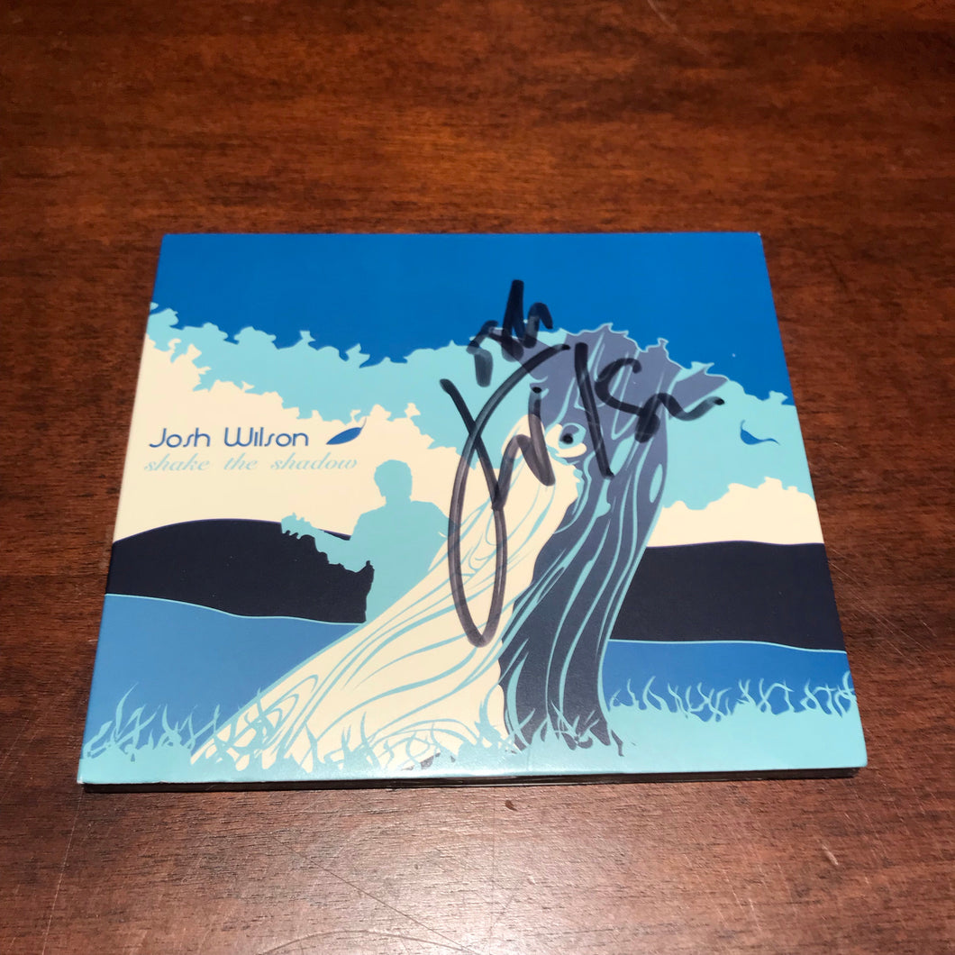 Autographed Out of Print Indie EP - 25 left.