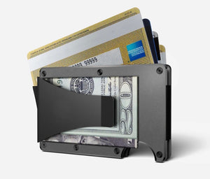 Carbon Fiber Credit Card Holder/Wallet