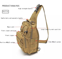 Load image into Gallery viewer, Military bag