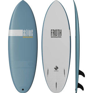 "Board Works Froth 5'6"" Shortboard"