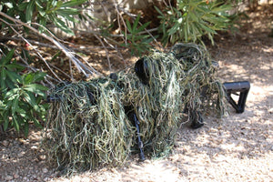 Ghillie Weapon Wrap