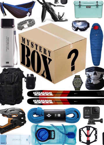 Camping Mystery Box