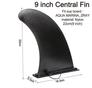 Replacement paddle board + Surfboard Fin