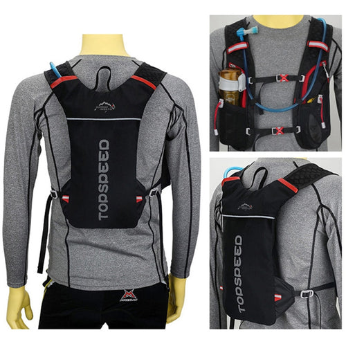 Cycling Hydration Water Backpack