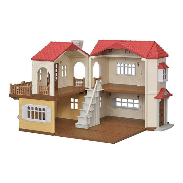 Sylvanian Families - Red Roof Country Home Gift Set