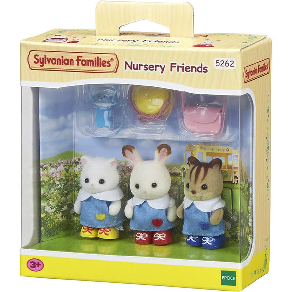 Sylvanian Family - Nursery Friends