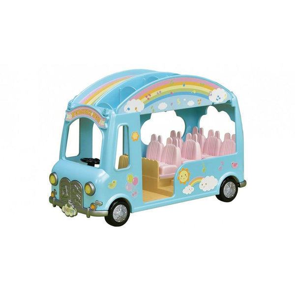 Sylvanian Family - Sunshine Nursery Bus