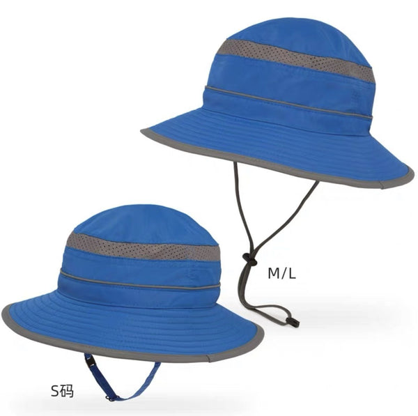 Sunday Afternoons Kids Fun Bucket Hat Royal Blue