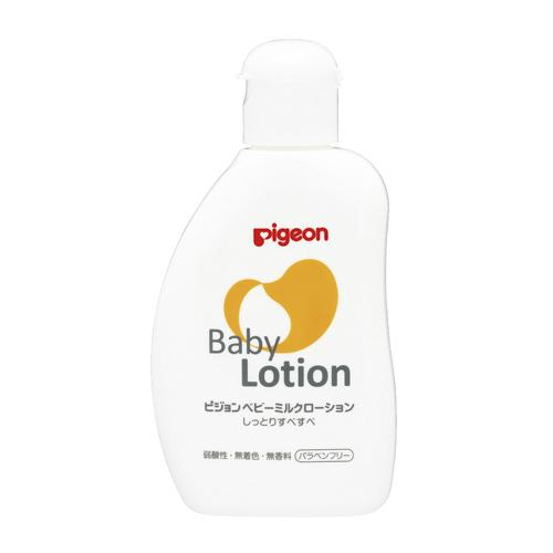 Pigeon Baby milk lotion 120g-Made in Japan