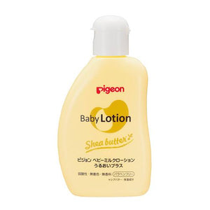 Pigeon Baby Milk Lotion Moisture Plus 120g-Made in Japan
