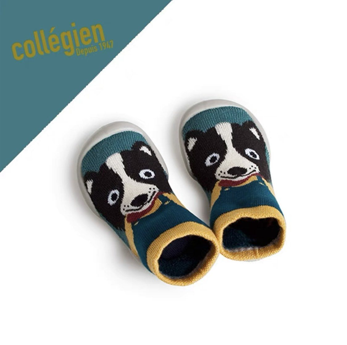 Collégien Slipper Sock Bandit