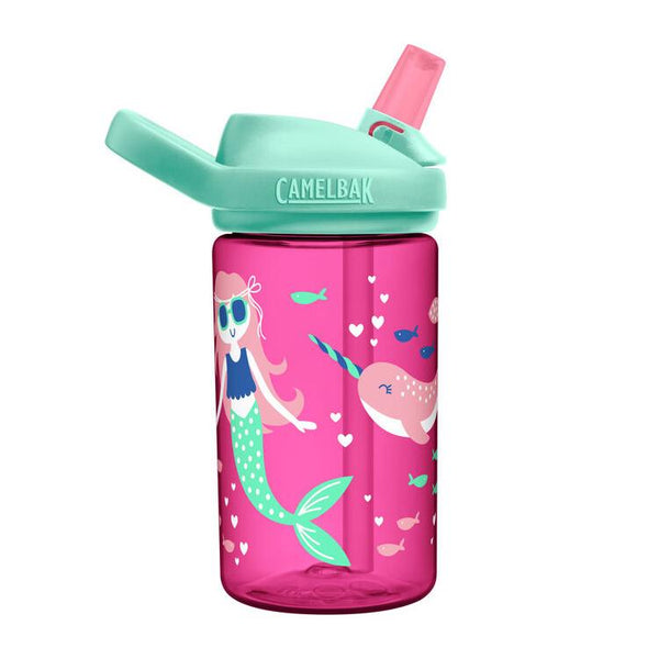 CamelBak eddy+ Kids 14oz Bottle with Tritan™ Renew- MERMAIDS