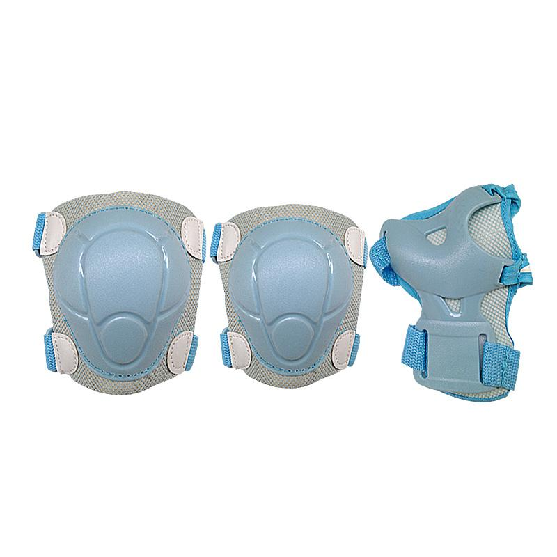 Cougar Six Pack Protective Pad Set-Blue