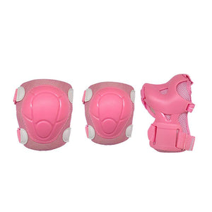 Cougar Six Pack Protective Pad Set-Pink