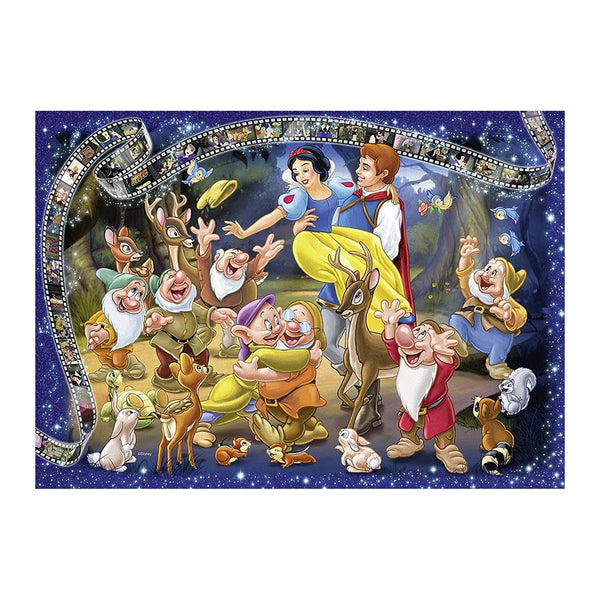 Ravensburger 1000 Piece Disney Moments Snow White Jigsaw Puzzle