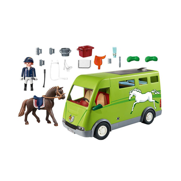 Playmobil - Country Playset Horse Transporter