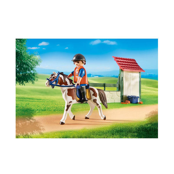 Playmobil-Horse Grooming Station