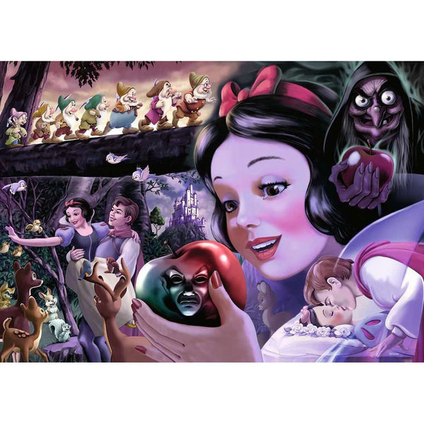 Ravensburger Disney Princess Snow White Collector's Edition Puzzle 1000pc