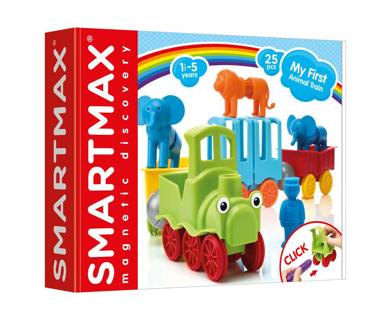 Smart Max - My First Animal Train