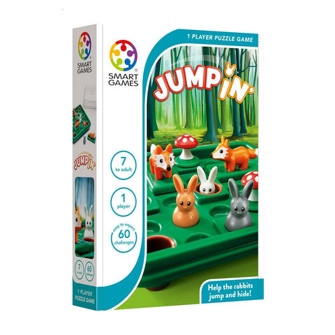 Smart Games - Rabbit Jump In
