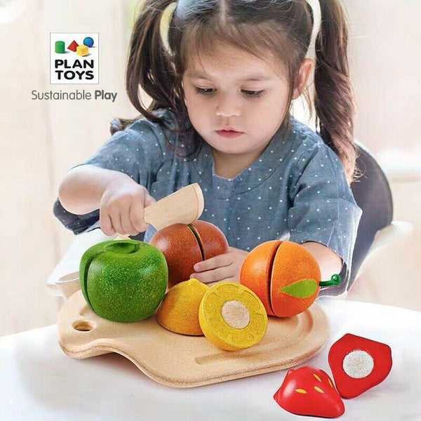 PLANTOYS- Assorted Fruit Set PT3600