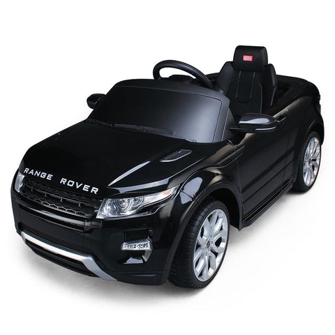 RASTAR Licensed Land Rover Evoque 12V Electric Ride On Car