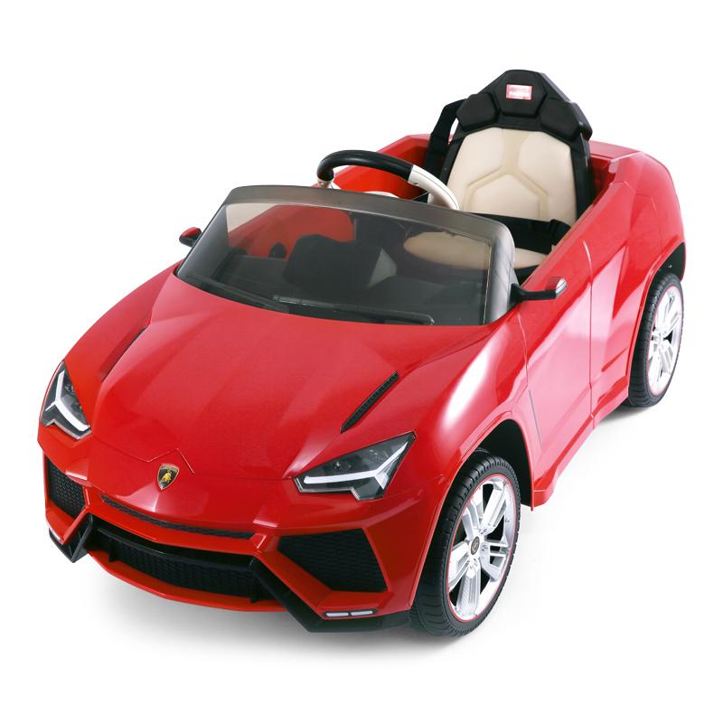RASTAR Licensed Lamborghini Urus Ride On Car Red